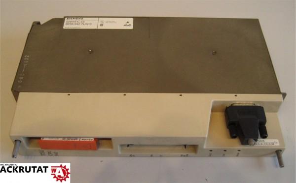 Siemens Simatic S5 6ES5 942-7UA13 E03 Central Processing Unit mit EPROM