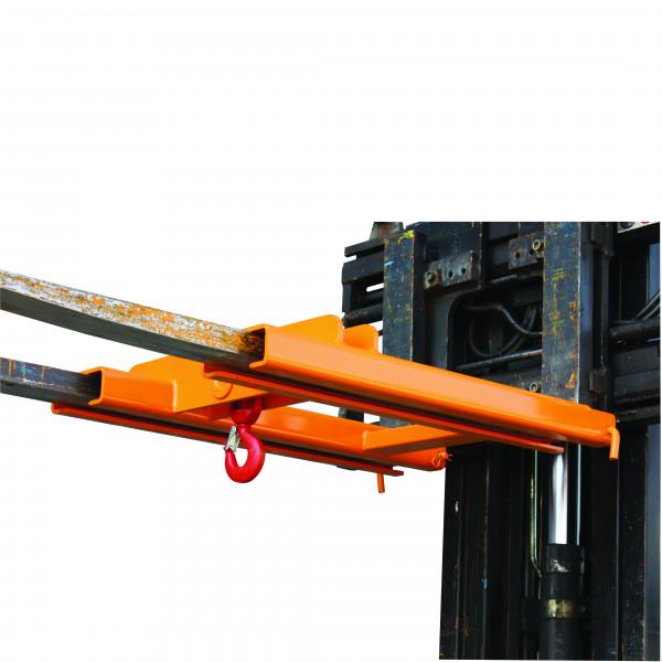 Eichinger Lasthaken 2084 in orange lackiert