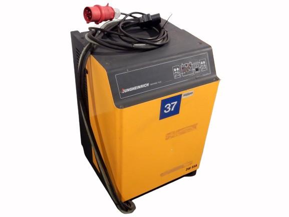 Jungheinrich Timetronic Plus Batterieladegerät Ladestation Staplerbatterie
