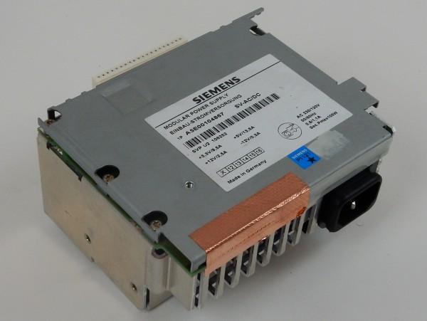 Siemens Simatic Netzteil A5E00104867 Stromversorgung Modular Power Supply