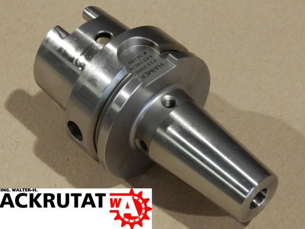 Haimer Werkzeugaufnahme A63.140.10 Schrumpffutter HSK-A63 10x85 HSS/HM A6314010
