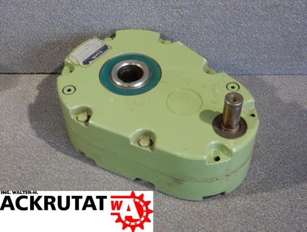 Lenze 12.425.18.1.0 Aufsteckgetriebe i14 Förderband Antrieb Getriebe Ø 39 mm