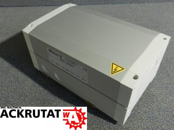 Moeller BD01-GK2X/F Gerätekasten Schienenverteilersystem BD01 Verteiler