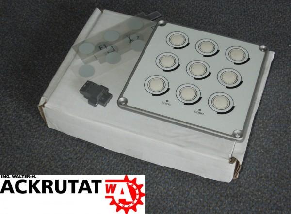 Tastenfeld Bedienfeld B&R-Automation 5E9000.38 Pult Taster Code