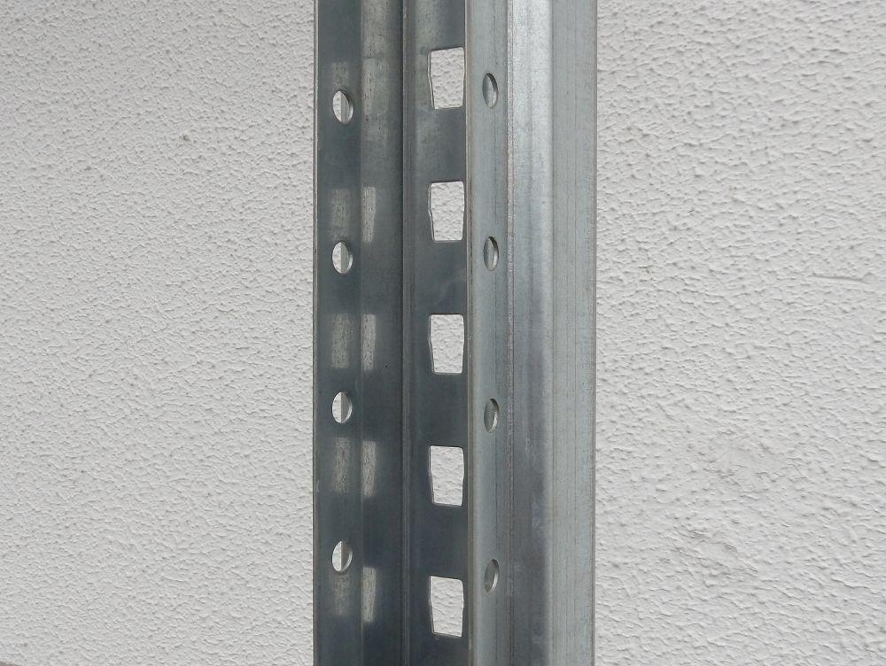 Bito p1 palettenregalanlage 200 rahmen 5 m h he lagerregal for Fachwerkrahmen stahl