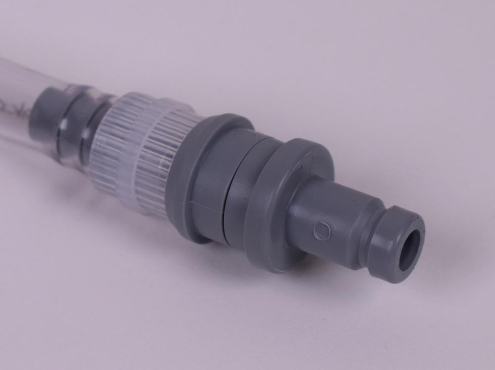 Befüllsystem Stecker Ventil Steckverbindung
