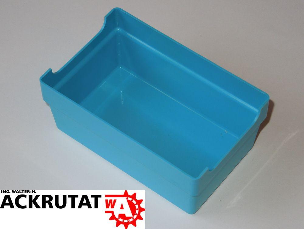 100 kleinteilebox blau lagerbox schraubenkasten kisten sortimentsbox lagerkasten ebay. Black Bedroom Furniture Sets. Home Design Ideas